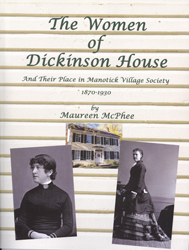 Women of Dickinson House front cover