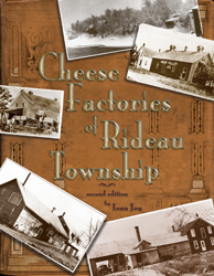 Cheese Factories front cover.