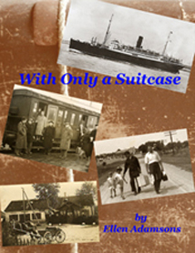 Cover: With Only a Suitcase