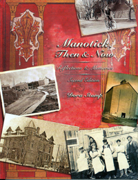 Cover of book Manotick Then & Now